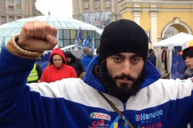 Погибший на Майдане в январе 2014 г. Сергей Нигоян
