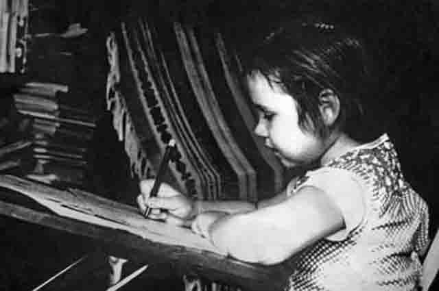 Украинская художница Саша Путря.