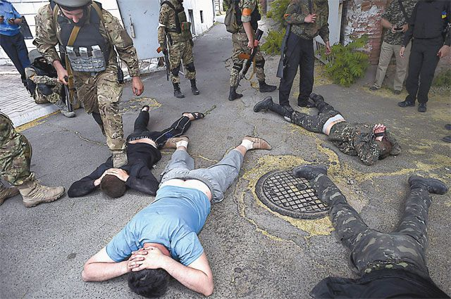 В плену как в аду: садисты из нацгвардии мстили жертвам за свои военные неудачи?
