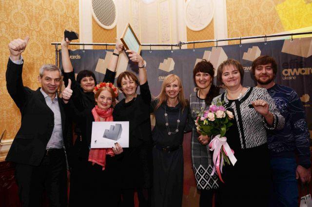 Получение гран-при Effie Awards