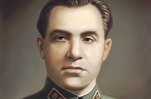 Старинов в 1939 году.