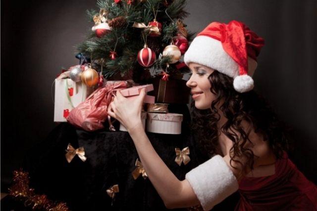 Сбербанк приготовил подарки на Новый год.