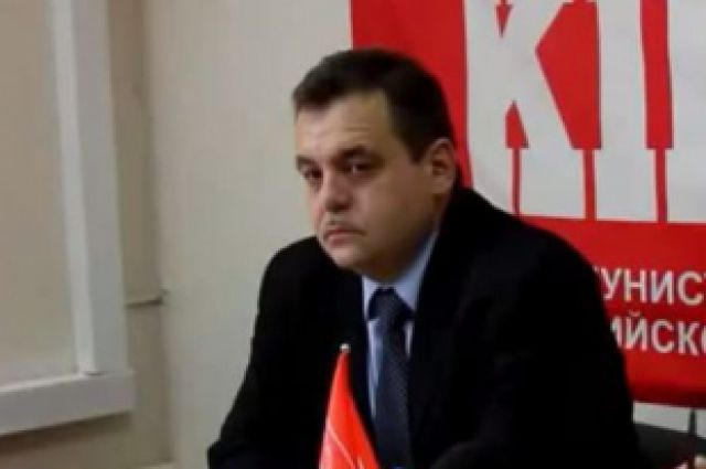 Ренат Сулейманов, заместитель председателя Совета депутатов Новосибирска.