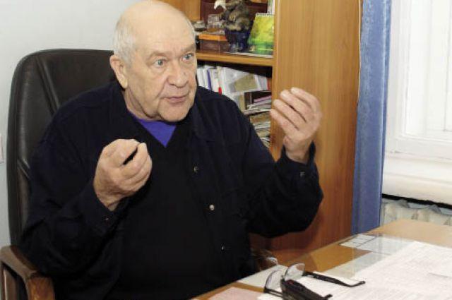 М. Скоморохов: