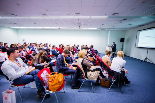 V ежегодная Всеукраинская конференция риелторов от DOM.RIA