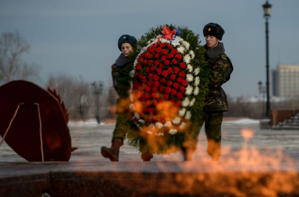 В 2014 году Министерством обороны вместе с организацией «Поисковое движение России» проводились поисковые работы, в результате которых было обнаружено 14 тысяч останки советских солдат. Уже около 1000 имен погибших были установлены.
