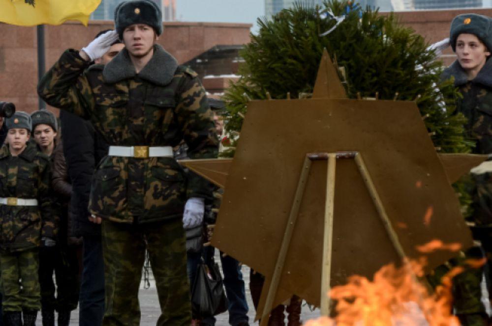 Удалось восстановить судьбы около 800 000 военнослужащих, которые числились пропавшими без вести.