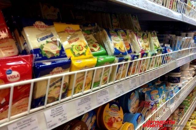 Продукты в упаковках стандрта ЕС