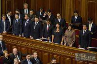 Министры Кабинета министров Украины