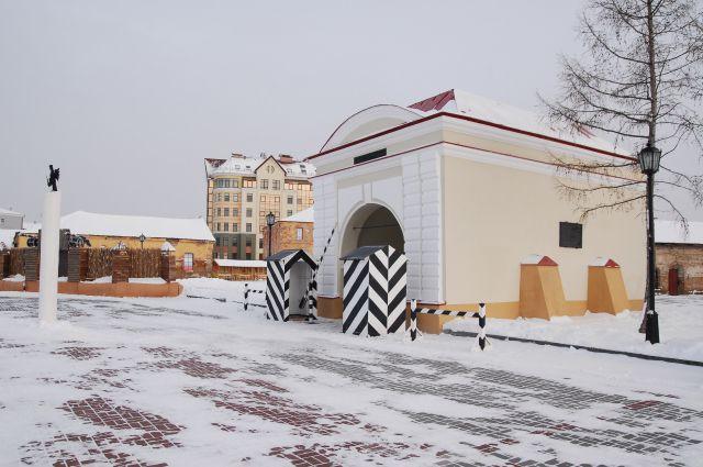 Омскую крепость наконец начнут реставрировать.