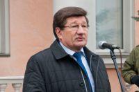 Вячеслав Двораковский, мэр города Омска.