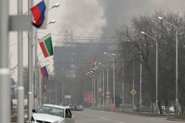 Все боевики, блокированные в Доме печати, ликвидированы. Здание сильно повреждено огнем. Рамзан Кадыров заявил, что восстанавливать его не будут, а построят на его месте новый Дом печати, «лучше и красивее».