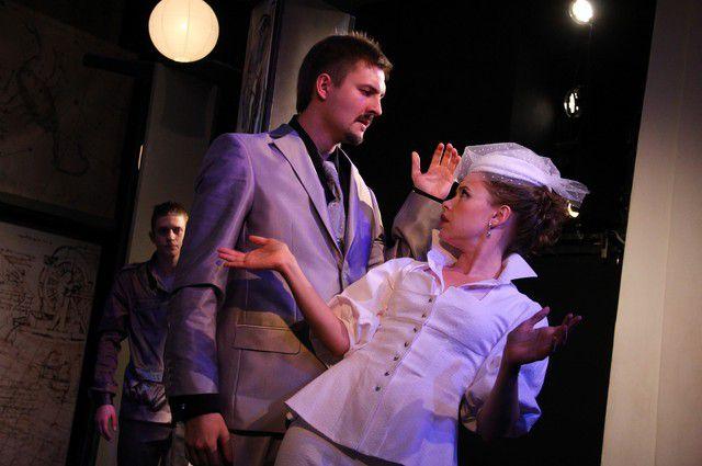 В Лицейском театре прошла премьера «Ивонны».