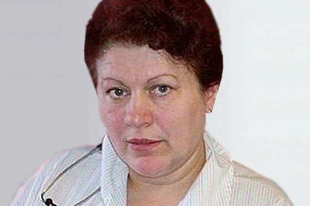 Маргарита Белогурова.