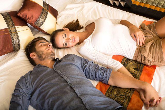 Интересное в сексе с женой