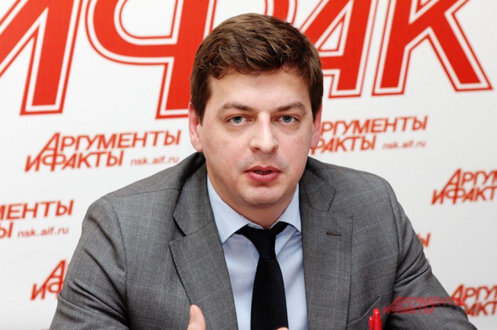 Евгений Дрёмов