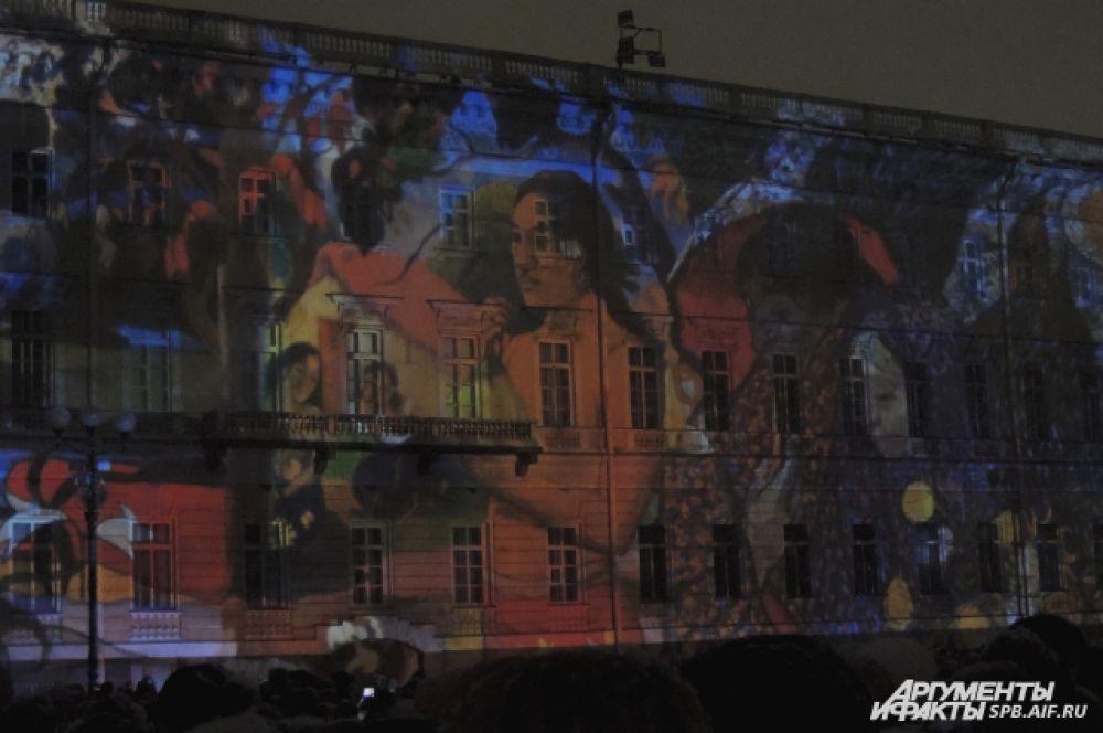 В XX веке в Эрмитаже появились импрессионисты