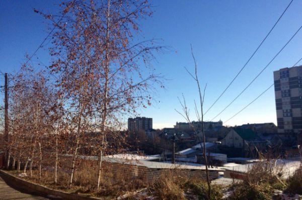 На Ставрополье до сих пор все пейзажи осенние, но никак не зимние.