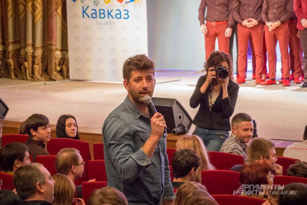 Дмитрий Кожома