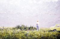 Художник стремился передать не только красоту русского пейзажа, но и хрупкую зависимость его состояния от человека.