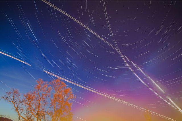 Метеоры в небе над Омском можно будет наблюдать с 7 по 17 декабря.