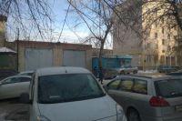 Улицы города, недалеко от СИЗО, до сих пор контролируют силовики.