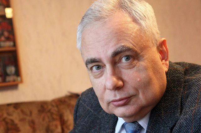 Писатель Данил Корецкий
