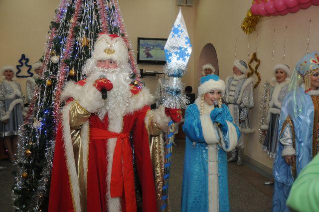 Приморские Деды Морозы выберут лучшего.
