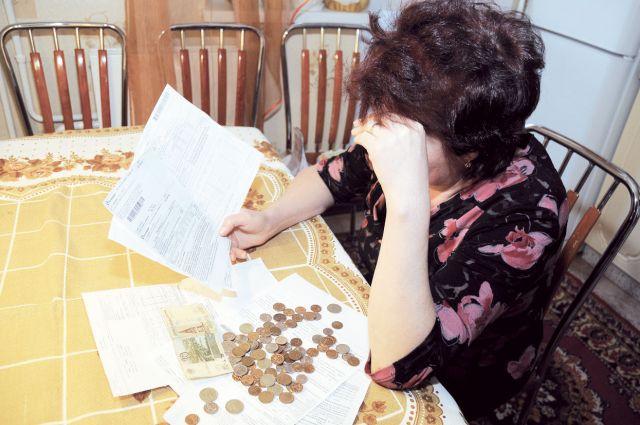 Долги в десятки тысяч могут стать проблемой.
