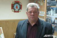 Председатель Тульской областной общественной организации Союз «Чернобыль» Владимир Наумов