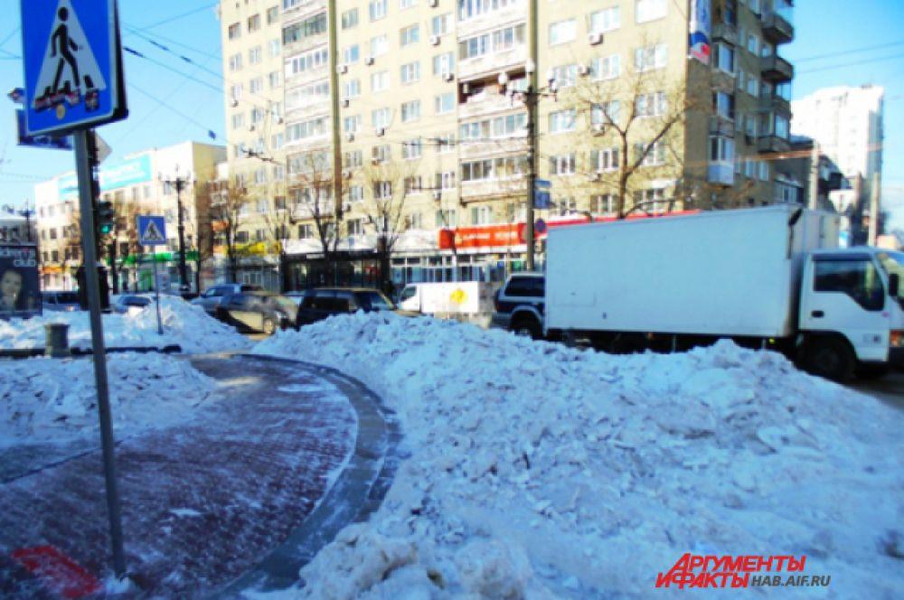 Угол Муравьева-Амурского - Шеронова