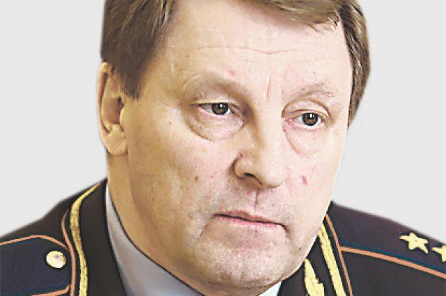 Генерал-лейтенант полиции Виктор Нилов, начальник ГУОБДД МВД России.