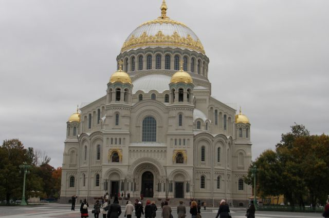 Морской собор - сердце города.