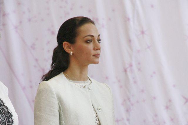 Ирина Чащина приедет в Омск на турнир по художественной гимнастике.