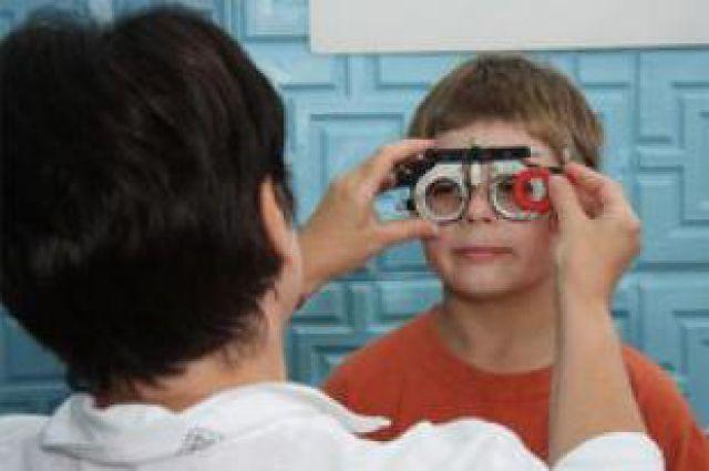 норма зрения у ребенка в 5 лет