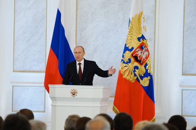 В стране появились эффективные крупные аграрные предприятия, фермерские хозяйства. «Мы будем их поддерживать!» - сказал Владимир Путин.