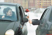 Культурное поведение на дороге спасает от аварий.