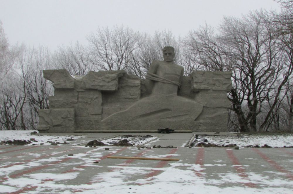 Мемориал Холодный родник