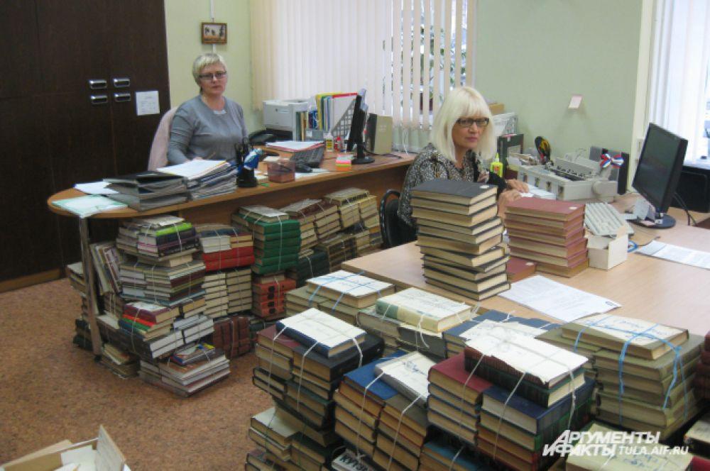 Ещё через год Центральная городская библиотека им.Л.Н.Толстого стала возглавлять сеть муниципальных библиотек, объединённых в единую библиотечную систему.