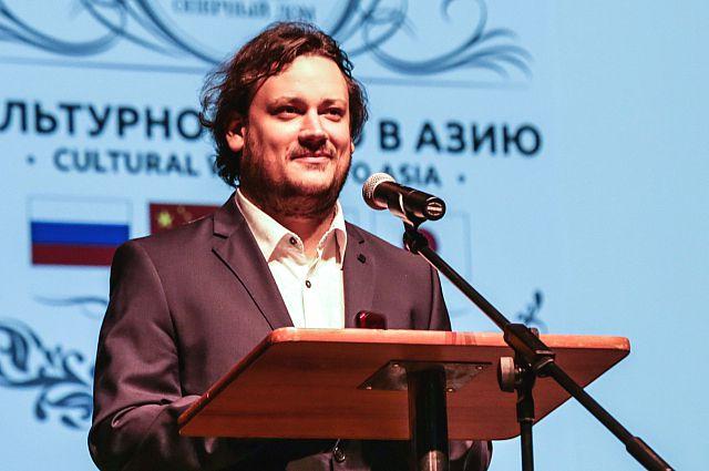 Антон Лубченко.