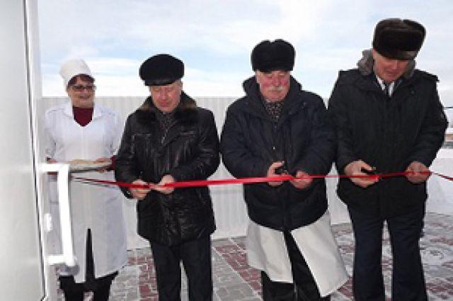 Новый цех по переработке мяса птицы открылся в Омске.