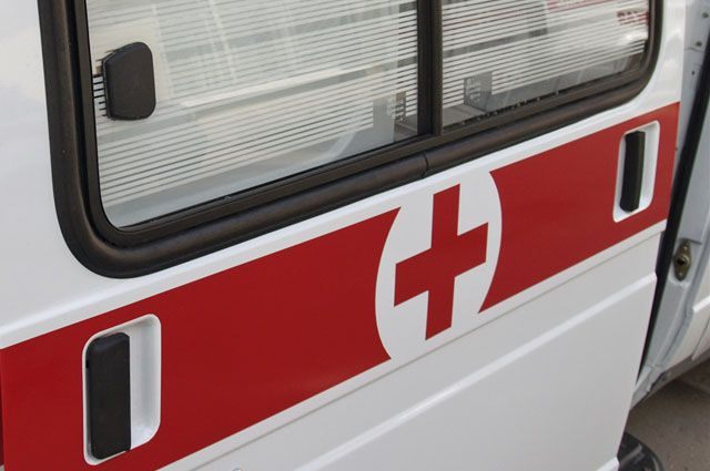 Постравших в ДТП доставили в больницу.