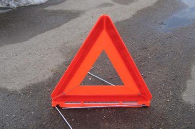 Авария произошла на улице Маяковского.