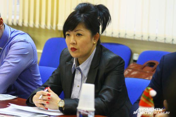 Финансовый менеджер ООО «Воловский бройлер» Виктория Ким поделилась инвестиционными проектами предприятия.