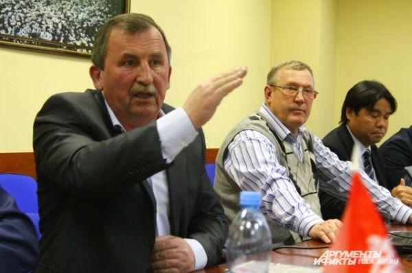 Сергей Власов видит возможность справиться с диспаритетом цен.