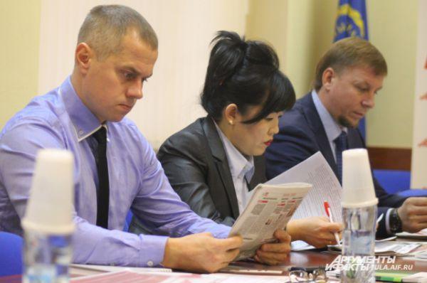 Все участники круглого стола отметили , что информационная площадка «АиФ в Туле» и проект АГРОКЛУб – это правильное место для открытой дискуссии и продвижения товаров сельхозпроизводителей региона.