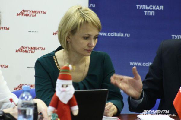 Заместитель  министра сельского хозяйства регионального правительства Ольга Громенко обсудила с руководителями частные проблемы сельхозпредприятий.