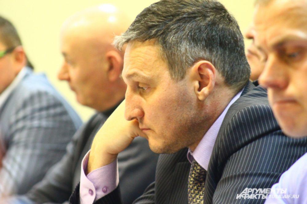 Генеральный директор ООО «Ровенские сады»  Игорь Жуков убеждён - нашим крестьянам надо научиться выращивать качественный товар.