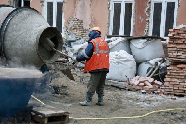 В Омске реконструируют еще одну улицу.