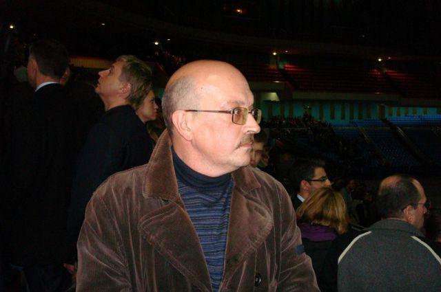 Алексей Хотяновский.